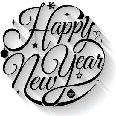 Happy New Year Logo Png 94