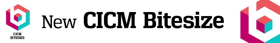 CICM Bitesize Training