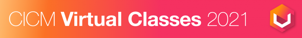 CICM Virtual Classes 2021