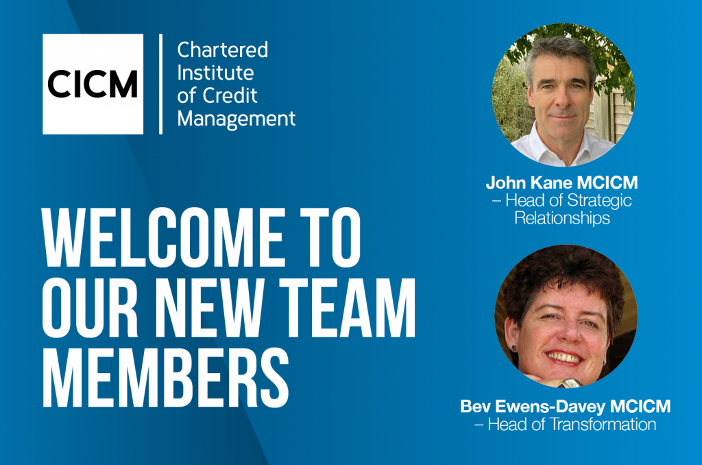 Welcome to CICM's new team members