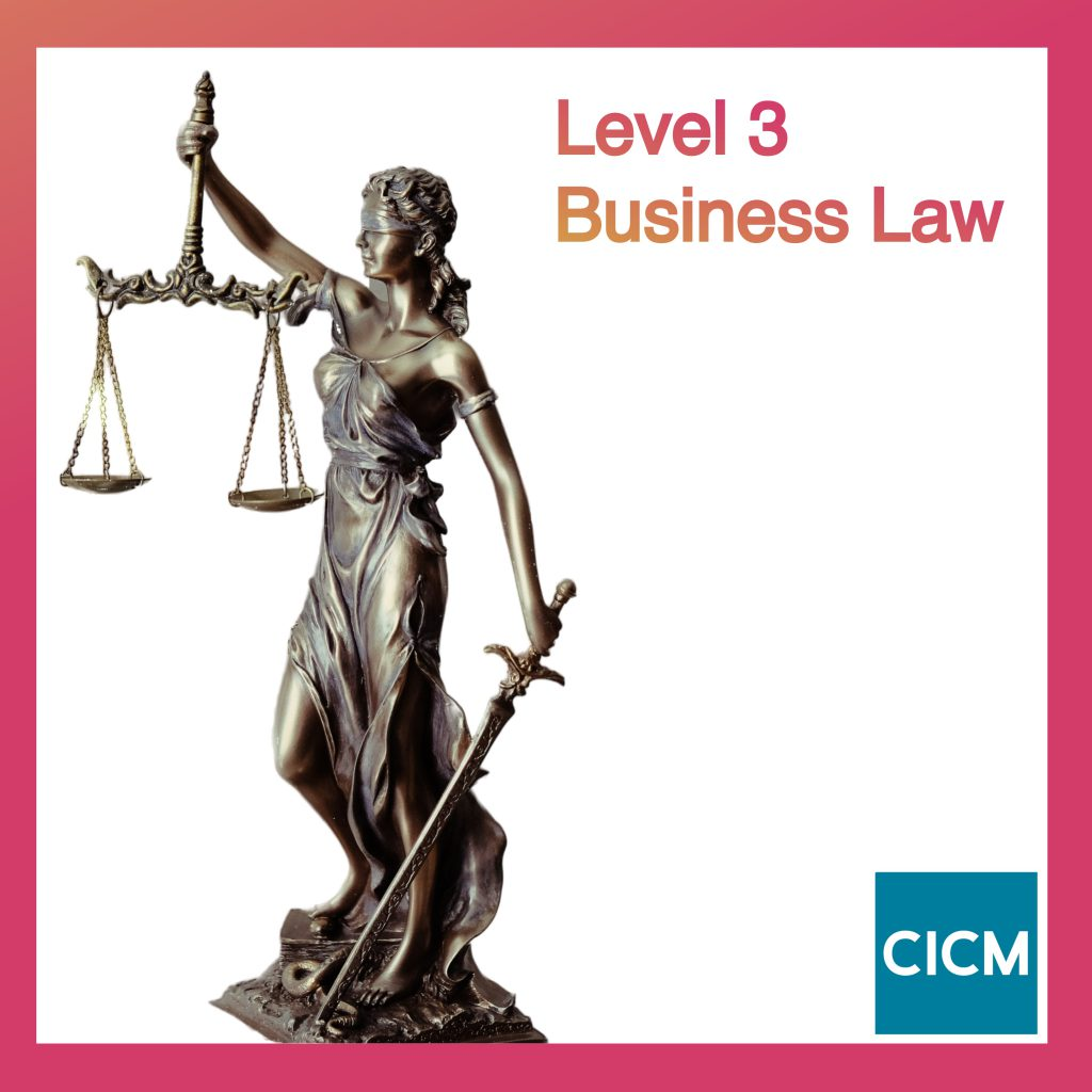 Level 3 Business Law