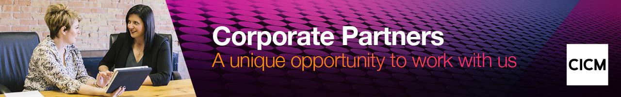 Web banner Corporate Partner